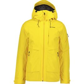 Everest M ALPINE JACKET YELLOW