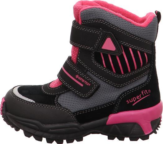 Superfit Culusuk GORE-TEX® Kengät, Black/Pink 34