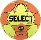 Select HB Light Grippy Käsipallo Micro, Keltainen/Oranssi