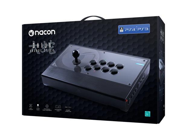 Nacon Daija Arcade Stick, PS3/PS4 -sauvaohjain