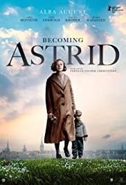 Nuori Astrid (2018), elokuva