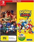 Sonic Mania Plus + Sonic Forces Double Pack, Nintendo Switch -peli