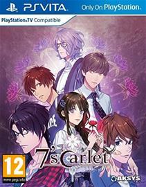 7'scarlet, PS Vita -peli