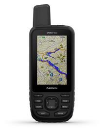 Garmin GPSMAP 66st, GPS paikannin