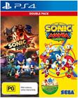 Sonic Mania Plus + Sonic Forces Double Pack, PS4 -peli