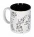 Muki: Asterix - Character Sketch Ceramic GADGET