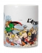 Muki: Asterix - Group Run Ceramic GADGET