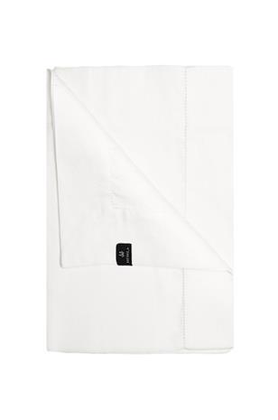 Pöytätabletti Ebba 37x50 valkoinen 2-p, KitchenTextiles