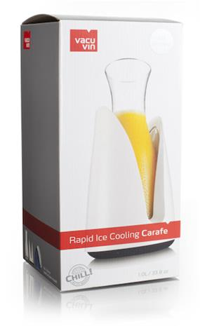 Cooling Carafe, Kannu