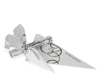 Kertakäyttöiset pursotinpussit logo Blomsterberg, Keittiötarvikkeet