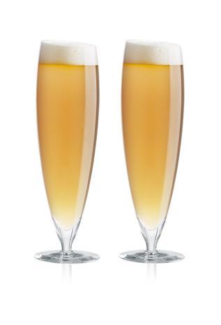 Olutlasi, 2 kpl, suuri 50 cl, BeerGlass