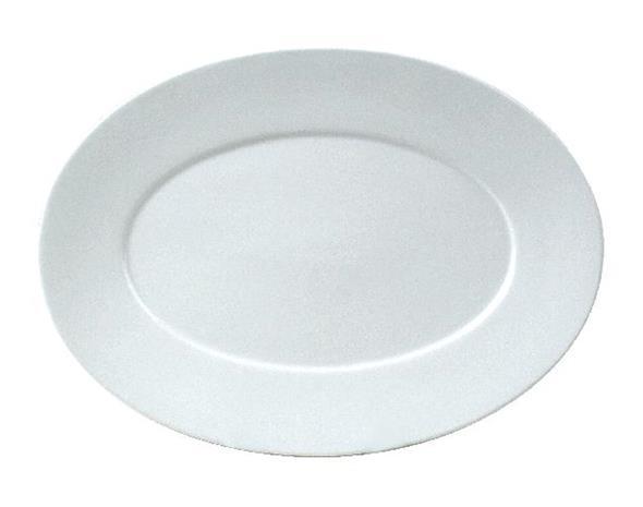 Lautanen soikea Zeus 35x25,5 cm, Plates