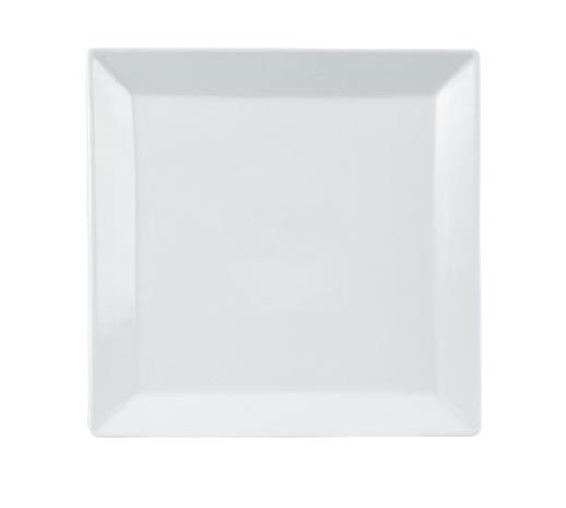 Syvä lautanen Quadro 24x24cm, Plates