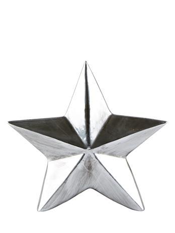 Tähti Keramiikka Hopea 14x15x2,2 cm, Kalusteet ja sisustus