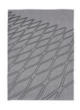 DryArt Keittiöpyyhe Harmaa/Musta 70x50 cm, KitchenTextiles