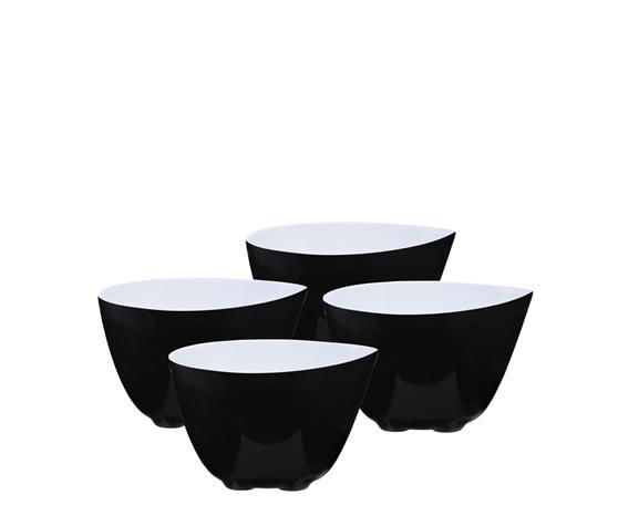 Kulho Melamiini Valkoinen 15 cl, Bowls