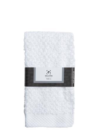 Pyyhe 100% Puuvilla Valkoinen 70x50 cm, BathTowel