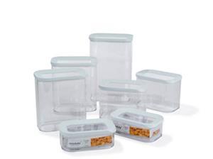 Säilytyslaatikko 7 kpl valkoinen, Storage