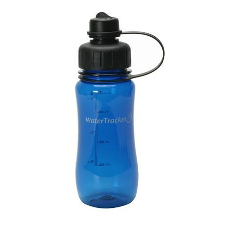 Water Tracker 0,5L, navy blue, Termospullo