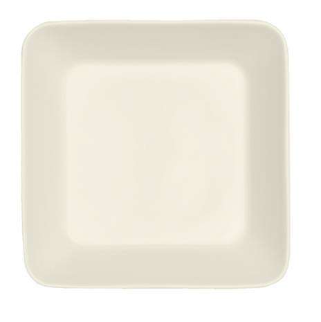 Teema Neliönmuotoinen Lautanen 16x16 cm, Valkoinen, Plates