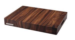 Leikkuulauta akaasiapuuta 48x36x6 cm, CuttingBoard