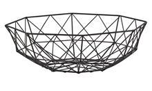 Kori Metalli musta 31x10,5cm, Baskets