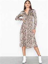 Y.A.S Yasanima Shirt Dress Musta