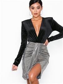 NLY One Sequins Skirt Kulta