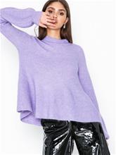 Y.A.S Yasatrio Knit Pullover Violetti