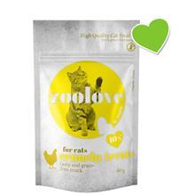 zoolove crunchy treats - kana - 6 x 60 g