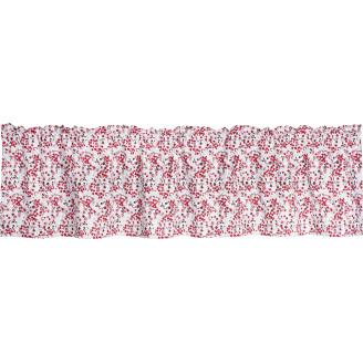 Kotikulta Verhokappa lumikukka 55 x 220 cm