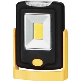 Energy+ LED-työvalaisin 1+8 LEDiä, paristokäyttöinen