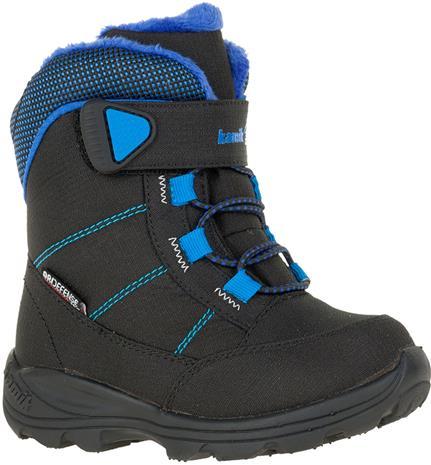 Kamik Stance Kengät, Black/Blue 30