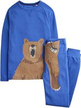 Tom Joule Pyjama, Dazzling Blue 7-8 Vuotta