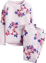 Tom Joule Pyjama, Pink Marl Granny Floral 9-10 Vuotta