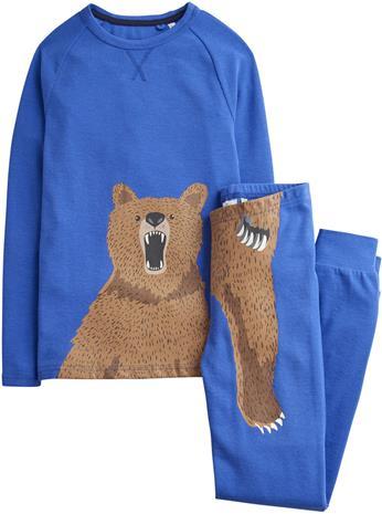 Tom Joule Pyjama, Dazzling Blue 4 Vuotta