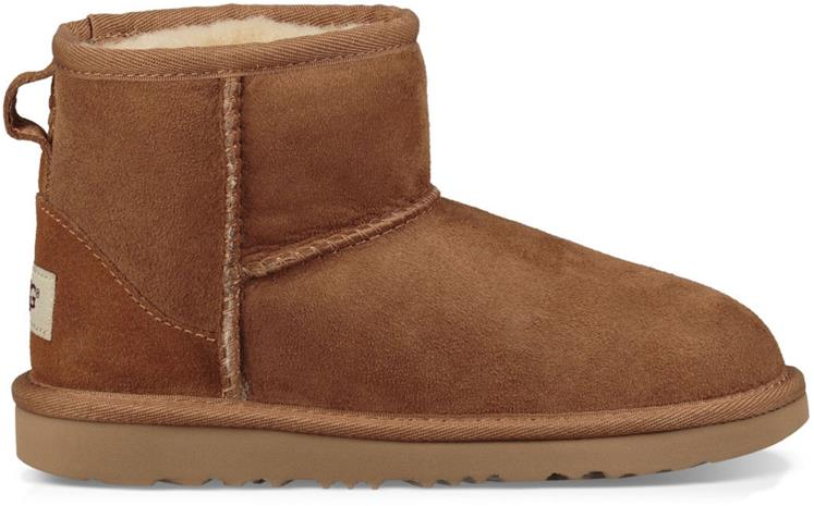 UGG Classic Mini II Kids Boots Saappaat, Chestnut 35