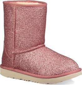UGG Classic Short II Glitter Kids Boots Saappaat, Pink 33