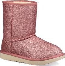 UGG Classic Short II Glitter Kids Boots Saappaat, Pink 34
