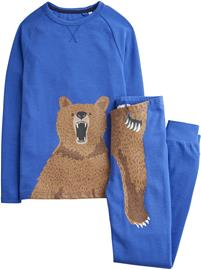 Tom Joule Pyjama, Dazzling Blue 2 Vuotta
