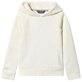 Ivory Cosy Hooded French Terry Sweatshirt8-9 years