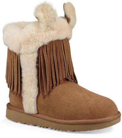 UGG Darlala Classic II Toddler Boots Saappaat, Chestnut 29