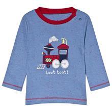 Toy Train Pitkähihainen T-paita Sininen9-12 months