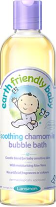 Earth Friendly Baby kylpyvaahto 300ml Kamomilla