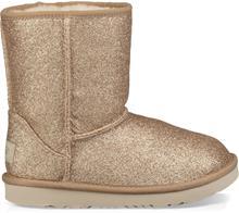 UGG Classic Short II Glitter Kids Boots Saappaat, Gold 35
