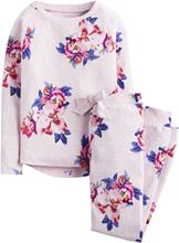 Tom Joule Pyjama, Pink Marl Granny Floral 4 Vuotta