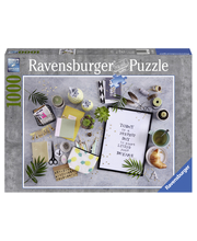 Ravensburger Start Living Your Dream 1000p Palapeli