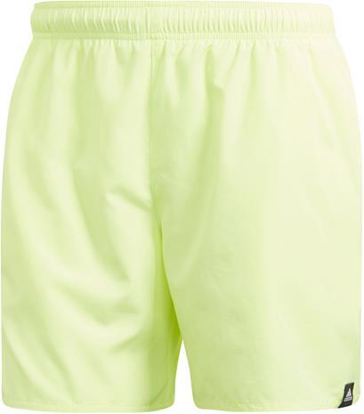 adidas Solid SL Miehet uimahousut , vihreä