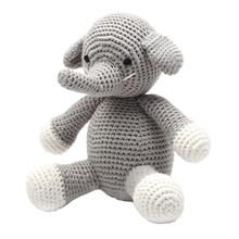 Sir Elephant Pehmolelu Harmaa
