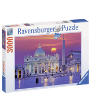 Ravensburger St. Peter's Cathedral Rooma 3000p Palapeli